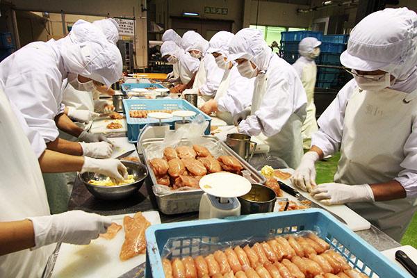 [xkldquocte] Xuẩt khẩu lao động Nhật Bản - Tuyển 25 nam đóng gói cơm hộp tại TOKYO - Nhật Bản 2019