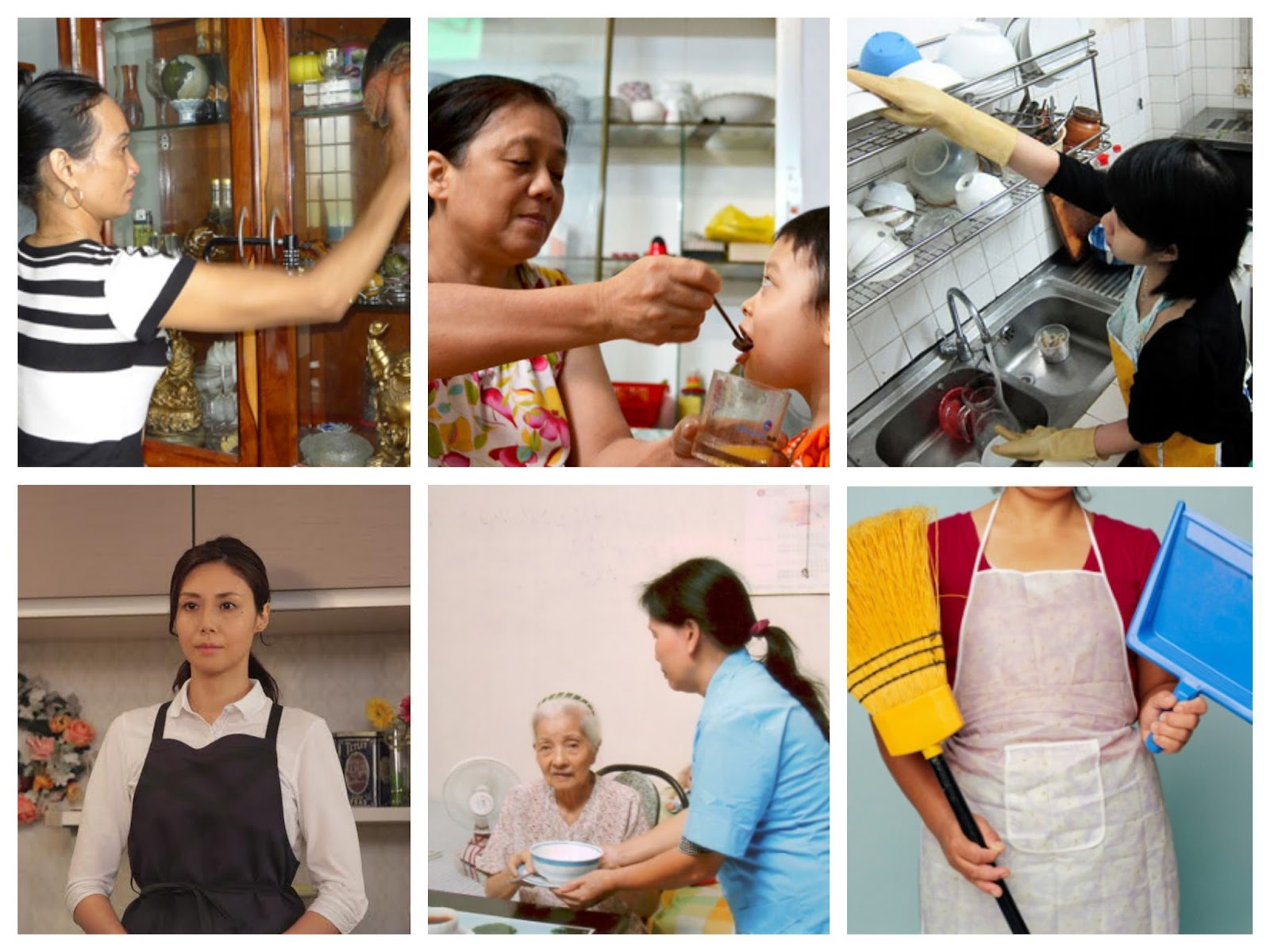 [xkldquocte] Xuẩt khẩu lao động Đài Loan - Tuyển gấp nữ giúp việc gia đình - Đài Loan 2019