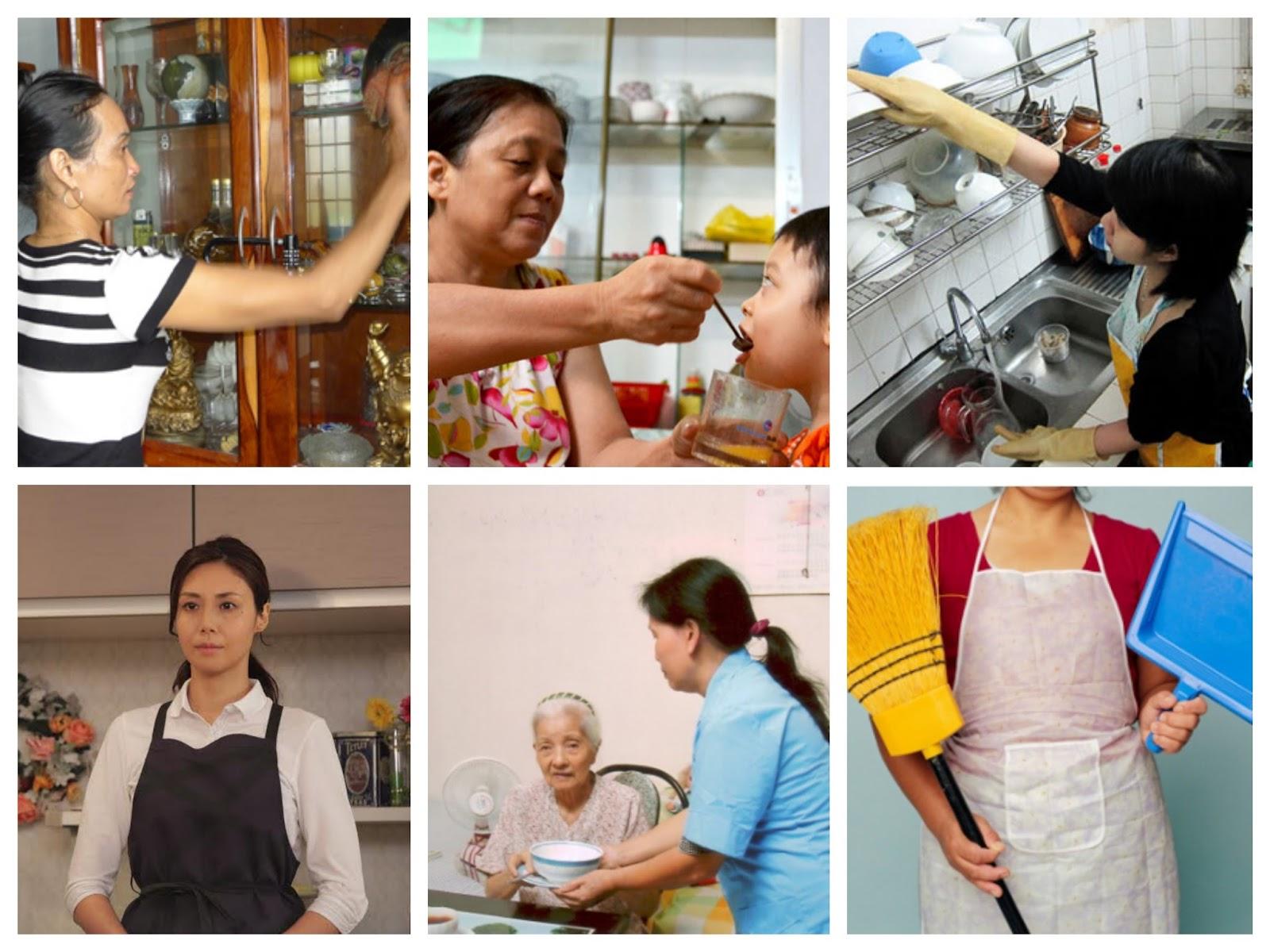 [xkldquocte] Xuẩt khẩu lao động Đài Loan - Tiếp tục tuyển gấp đơn hàng nữ giúp việc gia đình - Đài Loan 2019