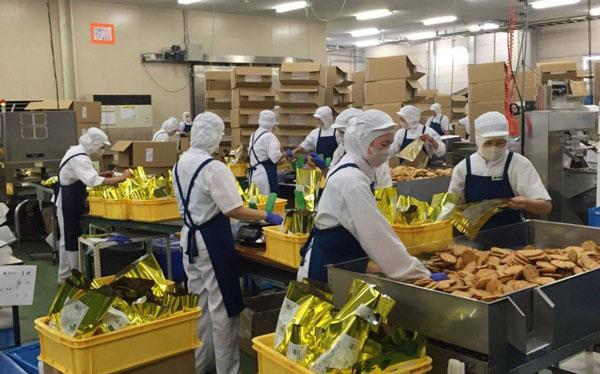 [xkldquocte] Xuẩt khẩu lao động Nhật Bản - Tuyển 6 nam đóng gói thực phẩm làm việc tại  Hokkaido - Nhật Bản