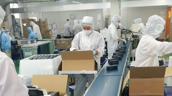 [xkldquocte] Xuẩt khẩu lao động Nhật Bản - Tuyển 15 nam lao động đóng gói công nghiệp làm việc tại Chiba - Nhật Bản 2019