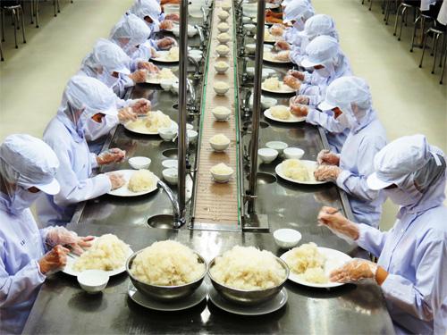 [xkldquocte] Xuẩt khẩu lao động Nhật Bản - Tuyển 50 nữ đóng gói cơm hộp tại IBARAKI- Nhật Bản 2019