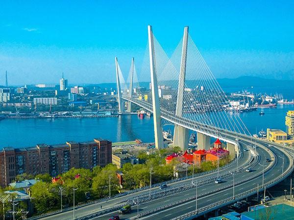 Thành phố Vladivostok - Liên Bang Nga, thành phố đáng sống để học tập và làm việc!